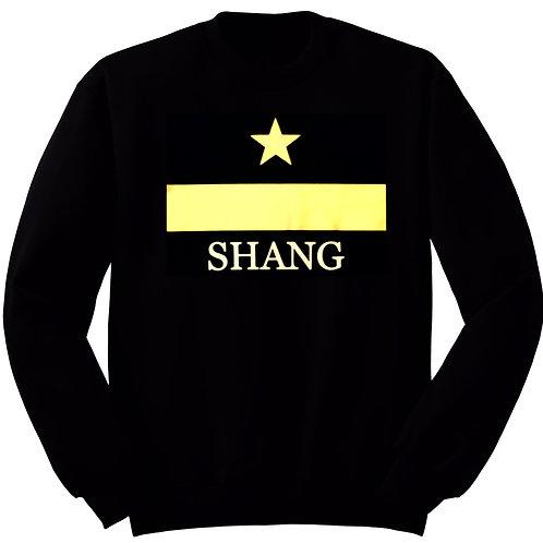 SHANG STAR Gold Sweatshirt