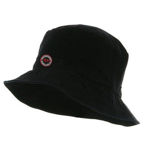 Signature Black Bucket Hat SS19