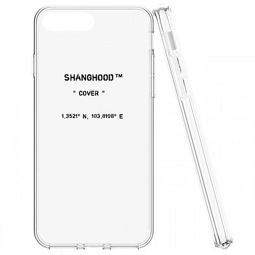 IPHONE 6/7 P Transparent Case