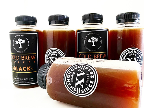 Black Cold Brew Bundle(8 Bottles)