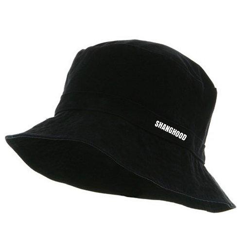 Classic Black Bucket Hat