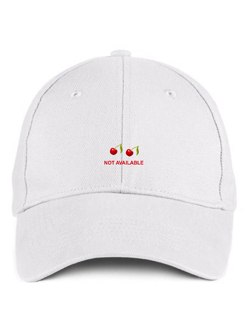 Not Available White Cap