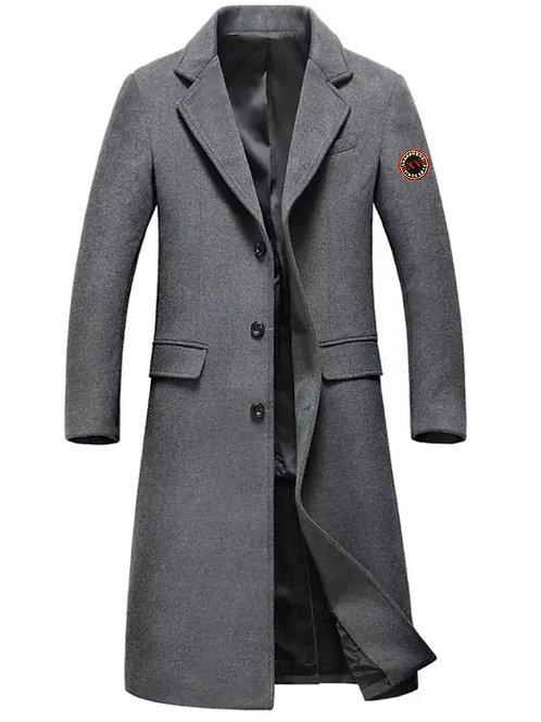 Winter Long Coat Grey FW19/20
