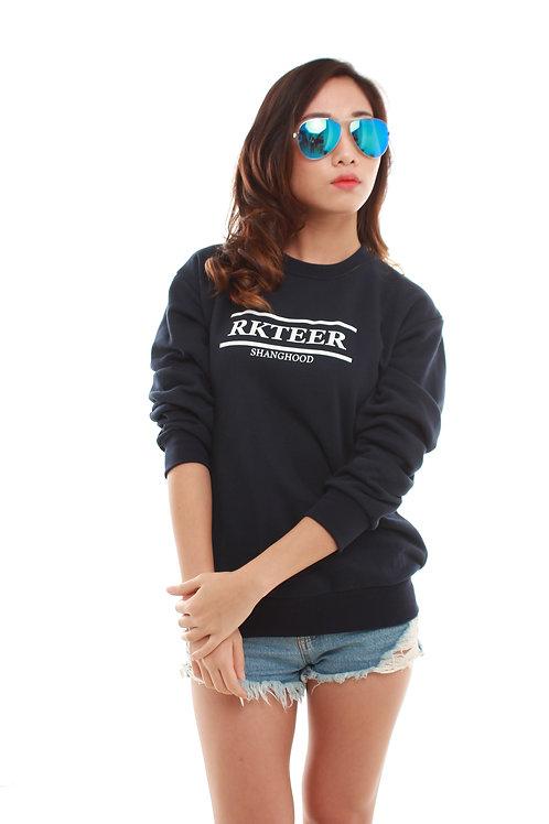 RKTEER Sweatshirt Navy Blue