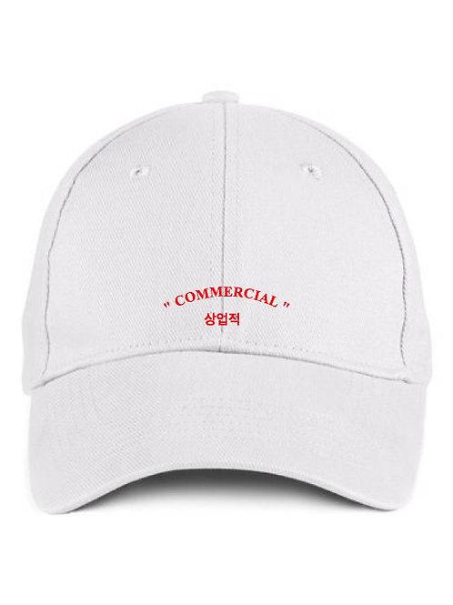 Commercial White Cap