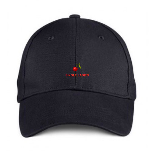 Single Ladies Black Cap