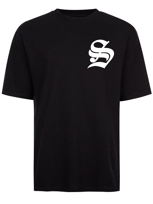 Juice Way 2nd Collection Black Tee