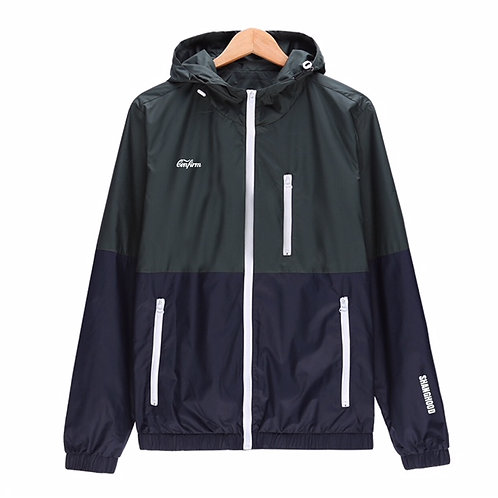 Confirm Green Jacket