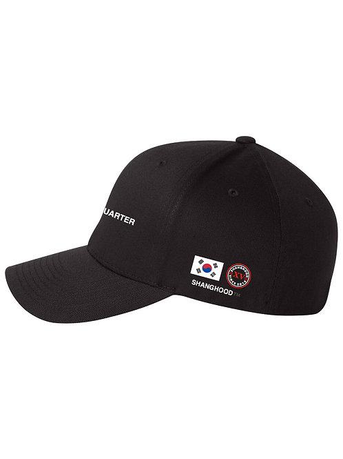 HeadQuarter Seoul 2019 Black Cap