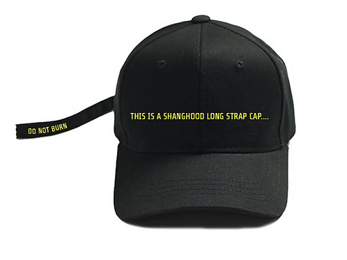 THIS IS A SHANGHOOD LONG STRAP CAP....