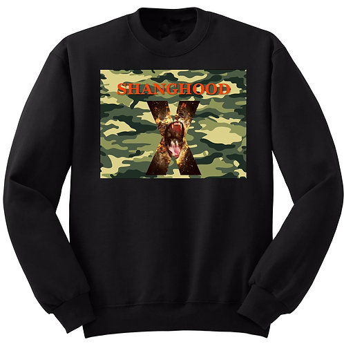 XV Camo Tiger Sweatshirt