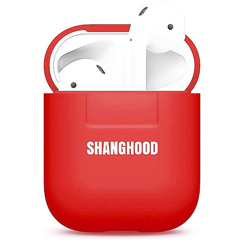 AirPod 2 Case Cover Red