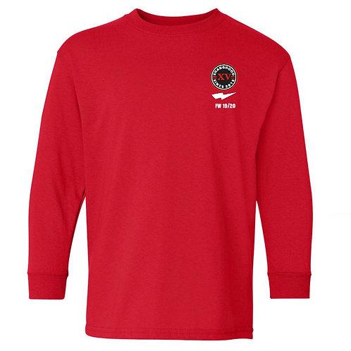 SHANG Bolt FW19/20 Red Sweatshirt