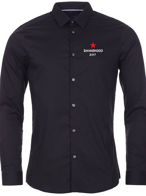 SHANG Star Black Shirt