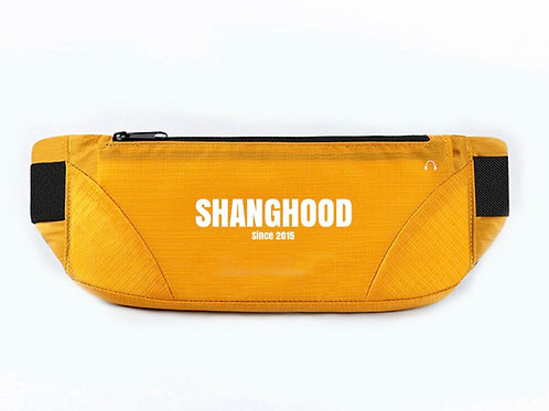 SHANG Project 2020 Yellow Fanny Pack