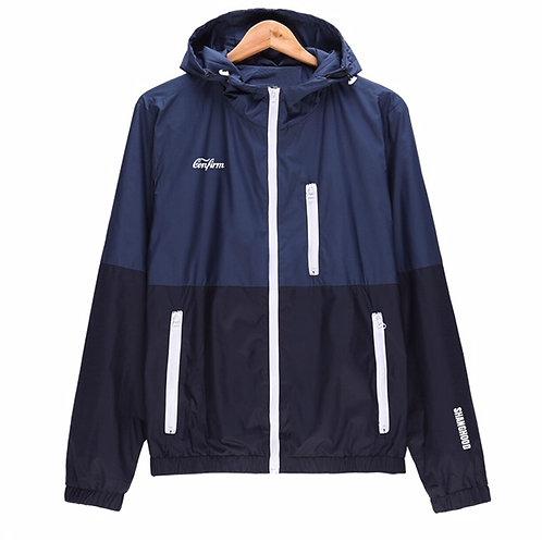 Confirm Navy Blue Jacket