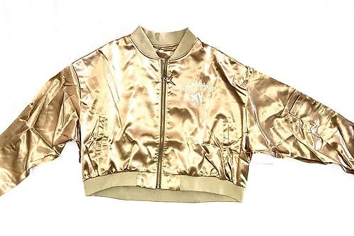 Shiny Gold XV Jacket