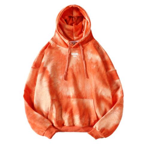 SHANG Orange Tie Dye FW19/20 Hoodies