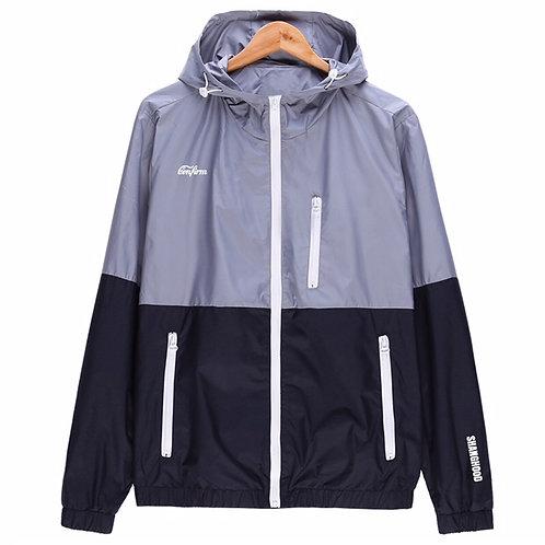 Confirm Grey Jacket