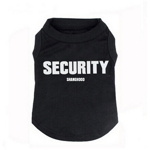 SHANG Doggie Vest (Available in 5 Colours)