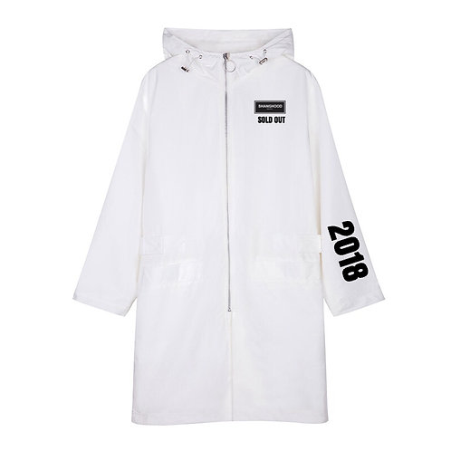 SOLD OUT White Parka