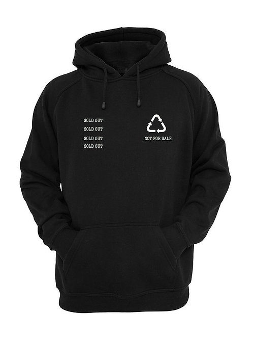 SOLD OUT Black Hoodies