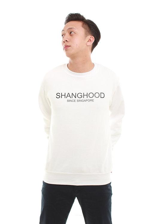 Signature Sweatshirt White