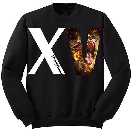 XV Anniversary Tiger Sweatshirt