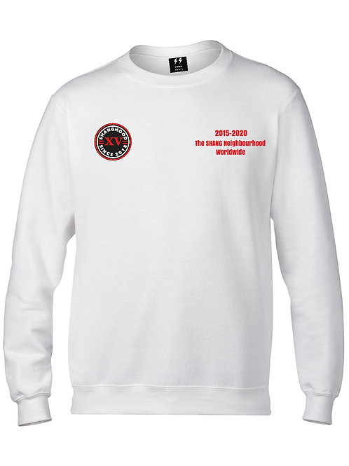 SHANGHOOD Worldwide Sweatshirt