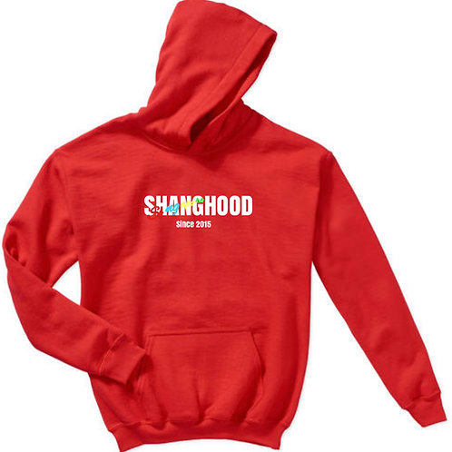 Classic Red Hoodies FW19/20