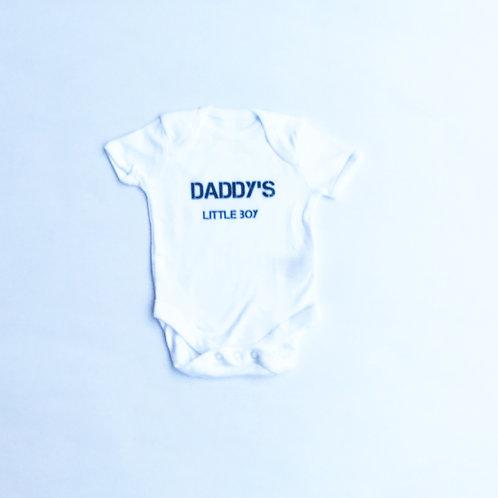 Daddy's Little Boy Romper