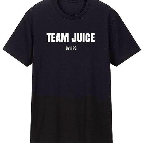 TEAM JUICE Black Tee