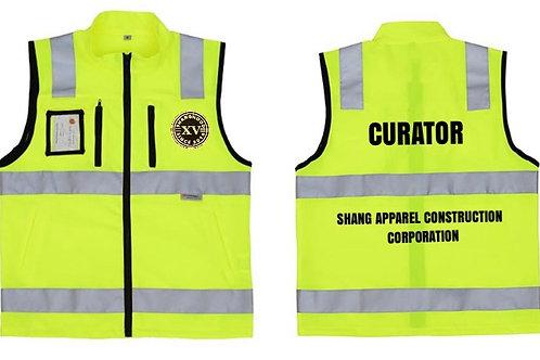 Curator Neon Reflective Vest