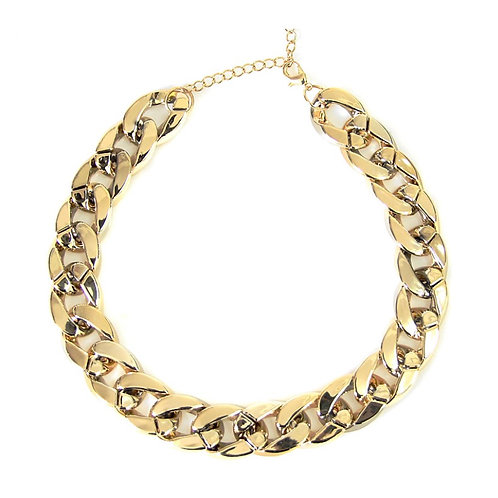 SHANG Doggie Gold Chain