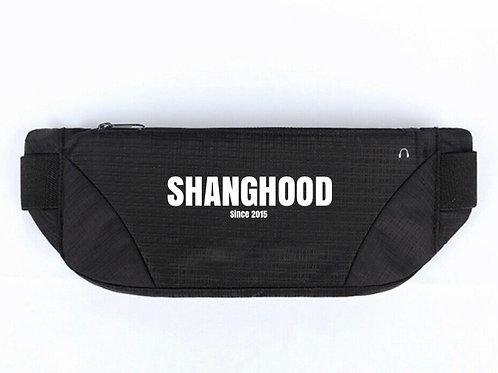 SHANG Project 2020 Black Fanny Pack