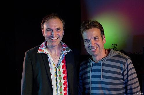 Philippe LAFON et Jean-Félix LALANNE