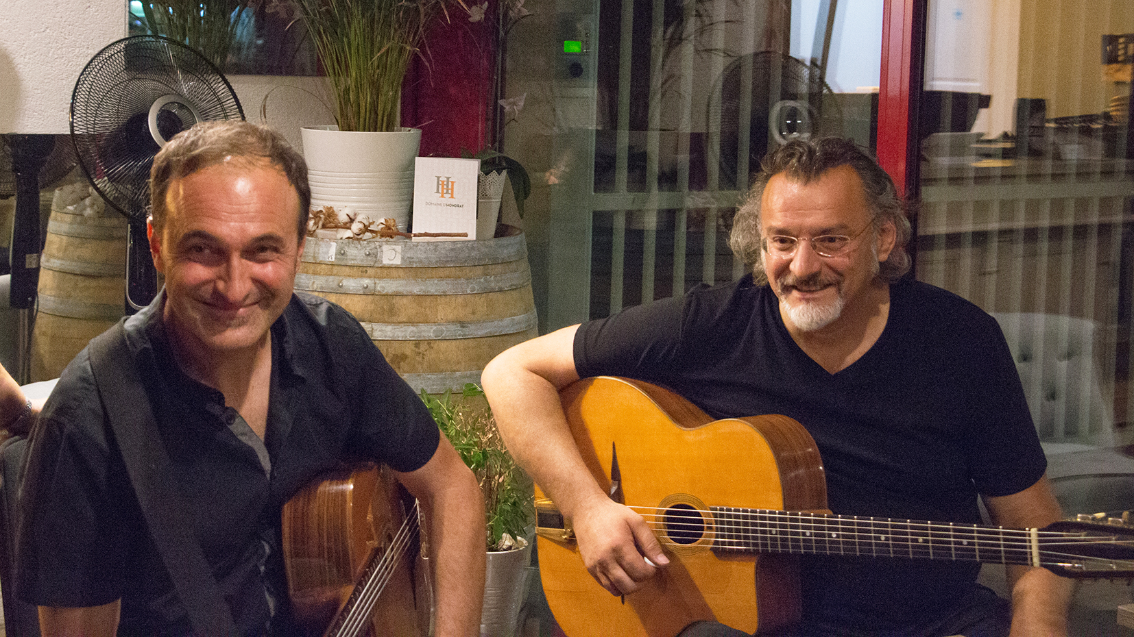 Philippe LAFON & Bruno GRANIER