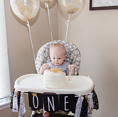 Mason's 1st Birthday