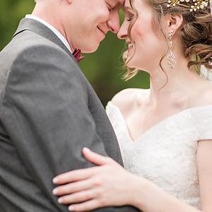 Andrew + Nora Wedding