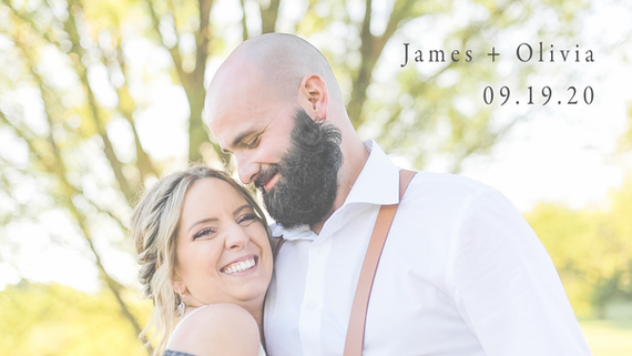 James + Olivia Highlight | Private Estate Tyrone, PA