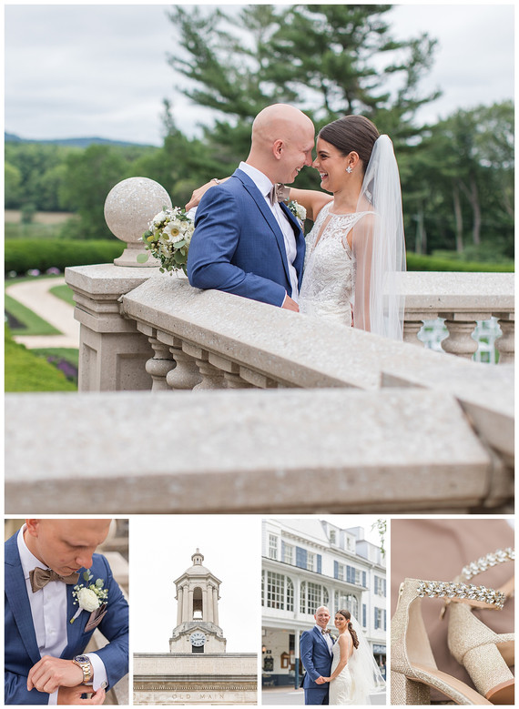 Kerry + Andy Wedding | Toftrees Golf Resort, State College, PA