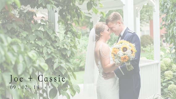 Joe + Cassie Highlight | Downtown State College and Mountain View Country Club
