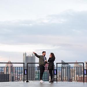 Jimmy + Alanna Proposal