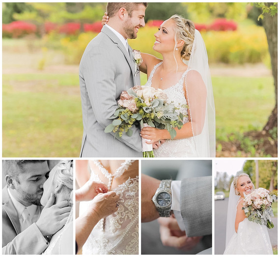 Jason + Natalie Feature Film | Mountain View Country Club Boalsburg, PA
