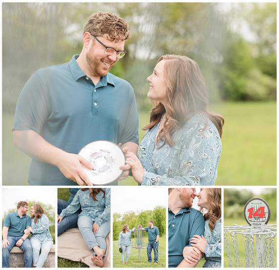 Jon + Carly | Talleyrand Park and Bernel Road Park Engagement