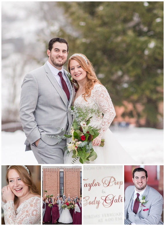 Cody + Taylor Wedding | Broughton Fire Hall, Pittsburgh, PA