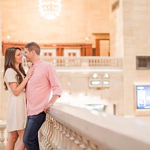 Anthony + Becca Engagement