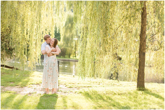 Nora + Andrew Engagement | Bellefonte, PA