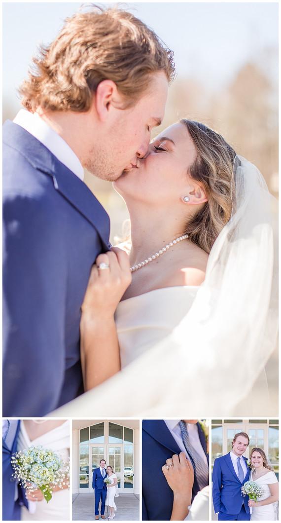 Caleb + Maddie Wedding Ceremony | St. Catherine of Sweden Church, Allison Park, PA