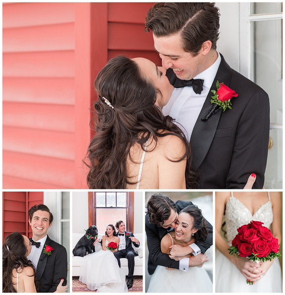 David + Emily Wedding | Private Property, State College, PA